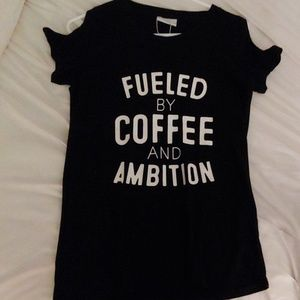 Fueled by coffee and ambition
